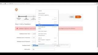 Magento 2 Installation and How to Fix Error