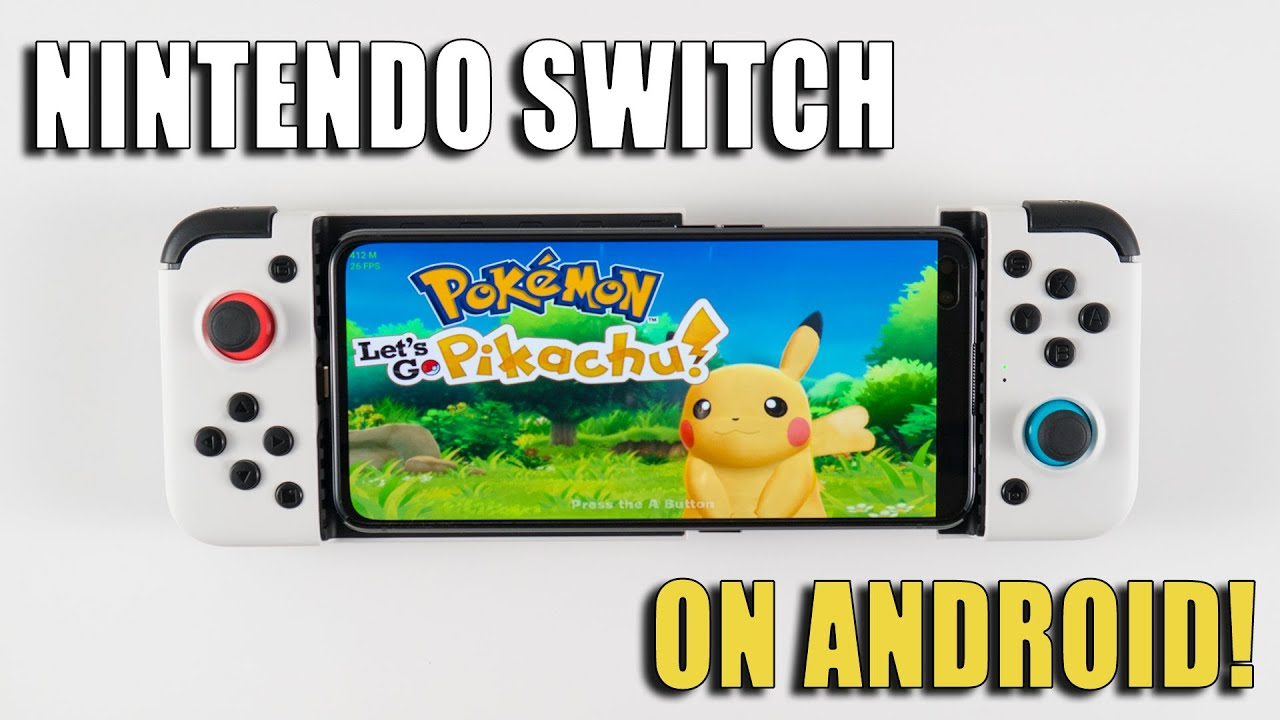 This is Amazing! - Nintendo Switch Emulator for Android