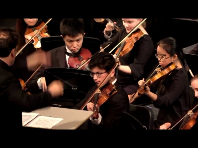 15 DHS Symphony Orchestra–Violin Concerto in D Major, Tchaikovsky