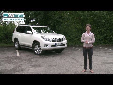 Toyota Land Cruiser review - CarBuyer