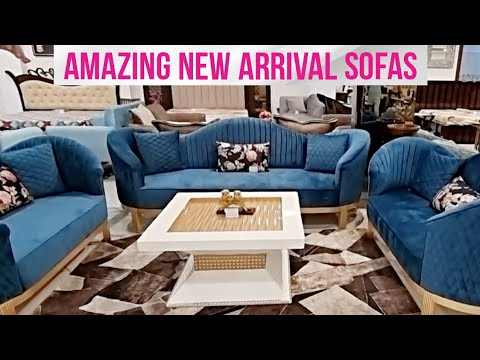 Download AMAZING SOFA DESIGNS NEW ARRIVALS   HOW TO CHOSE COUCH, CHAIRS   STELA FURNITURE GURGRAM, DELHI
