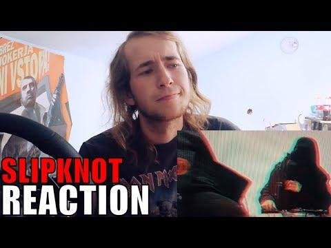"slipknot---""unsainted""- -reaction/review"