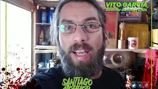 📽️Vito García Viedma📽️, director y guionista de cine nacional nos invita a Santiago Horror 2020