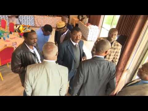 NASA Principals fail to agree on Raila's unity pact with President Kenyatta