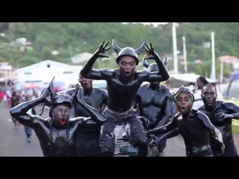 Grenada Spicemas Carnival Jouvert 2017