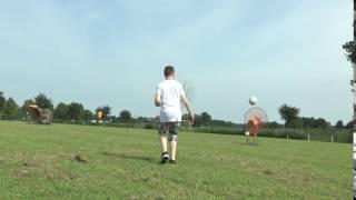 Voetgolf Kelpen-Oler limburg Geelenhoof