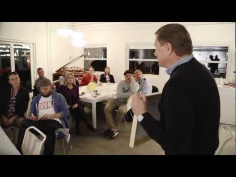Lars Christian Brask om iværksætteri