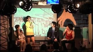 2015年8月14日に東京・阿佐ヶ谷ロフトAにて開催された陸上の元...