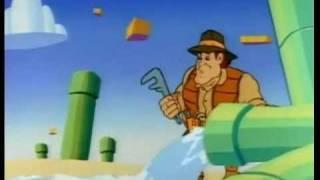 Super Mario Bros. 3 Ep. : 16 Las desventuras del buen fontanero