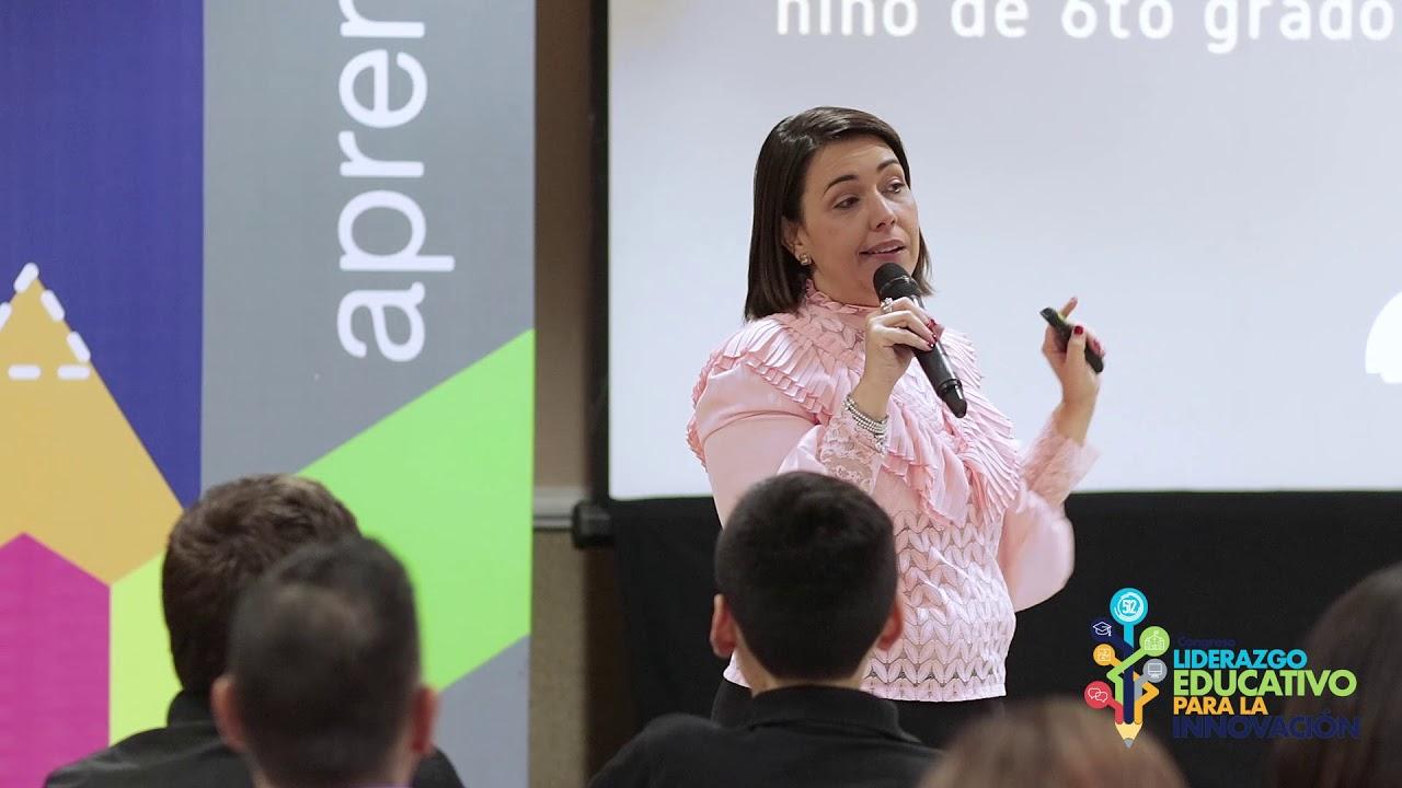 """Congreso 512 """"Liderazgo Educativo para la Innovación"""" - INICIA Educación"""