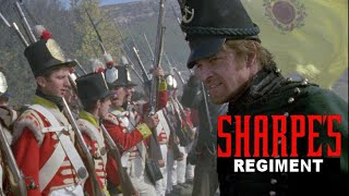Sharpe - 09 - Sharpe's Regiment [1996 - TV Serie]
