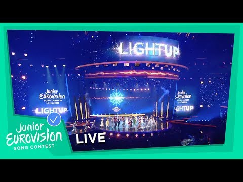 Common Song - #LightUp - LIVE - Junior Eurovision 2018