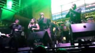 """Orquesta Hey Hey Camaguey, """"Juana Magdalena"""", 26/09/2010"""