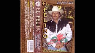El Felino Con Banda Los Guamuchileños -- La Ford 4X4 (Album Completo)