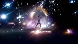 Огненное фаер шоу на свадьбу, юбилей, корпоратив, заказ артистов в Ростове