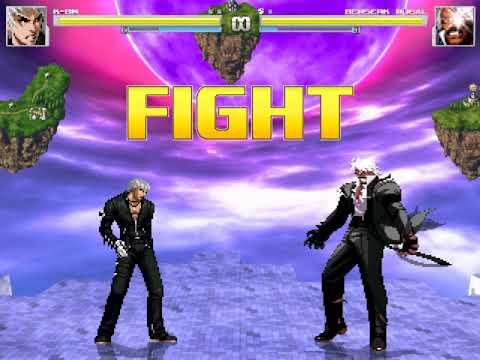 Mugen : K-BW vs Berserk Rugal