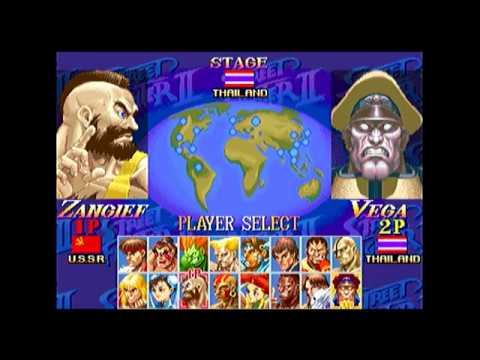 Zangief(Separate) - HYPER STREET FIGHTER II
