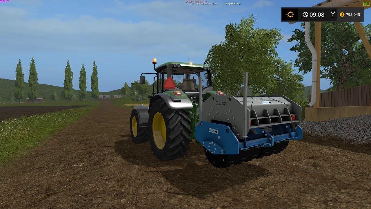 Farming Simulator 2017 Mod Contest DSC 180 Silage Compactor