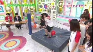 【森田涼花】風船が嫌いなアイドルが風船を割るとこうなります 森田涼花 検索動画 7