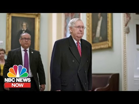 Will There Be Witnesses In Impeachment Trial?   NBC News NOW