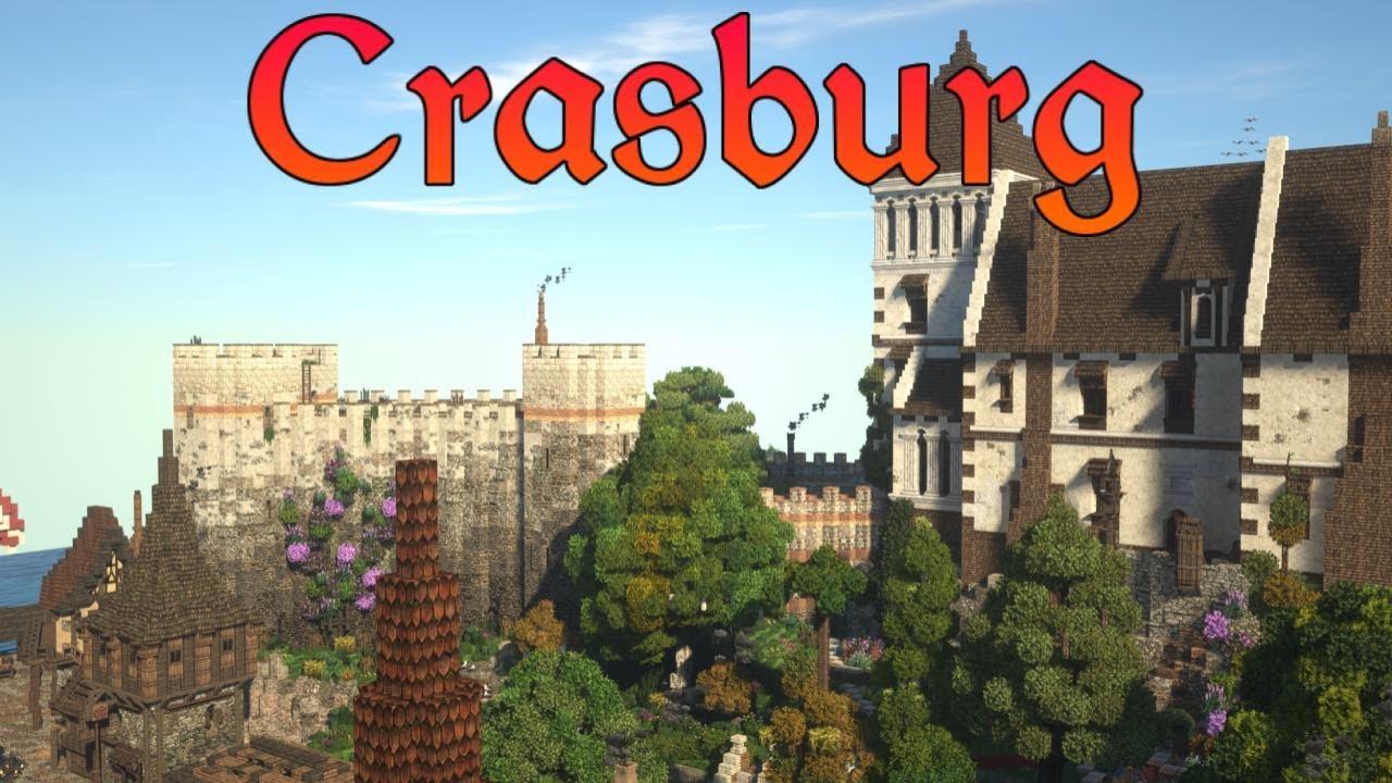 Prison Area Completed | Crasburg | Episode 81 - Medieval Minecraft City