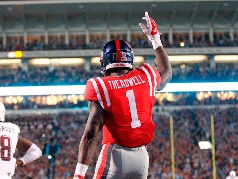 Laquon Treadwell Ole Miss Highlights