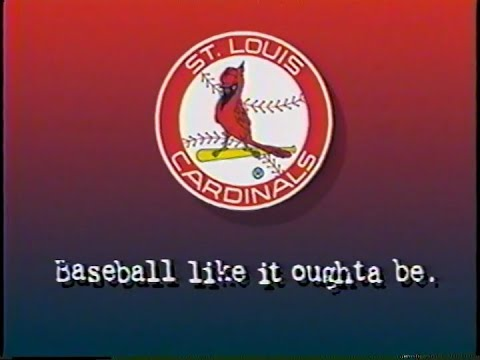 Baseball Like It Oughta Be - The Story of the 1996 St. Louis Cardinals