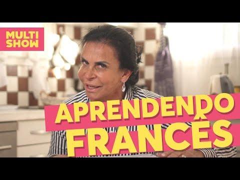 Aprendendo Francês com a Gretchen | Episódio 1: Verbos | Humor Multishow