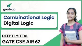 Digital Logic Design GATE Questions for CSE | Combinational Circuits