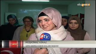 ALMANYA'DA REFERANDUM SONUÇLARI ATV EKOPAZAR 23 NİSAN 2017