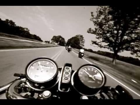 Biker Lifestyle Music Video - Lynryd Skynyrd Simple Man