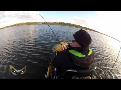 Hobie Winter Ninja Fishing