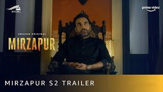 MIRZAPUR S2 - Official Trailer| Pankaj Tripathi, Ali Fazal, Divyenndu, Shweta Tripathi Sharma |Oct23
