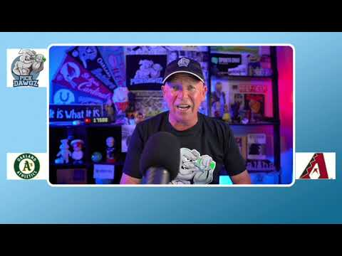 Arizona Diamondbacks vs Oakland Athletics Free Pick 8/17/20 MLB Pick and Prediction MLB Tips