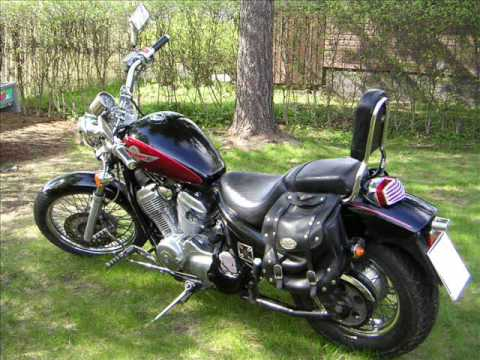 Honda vt 600 shadow part i youtube for Honda vt 600