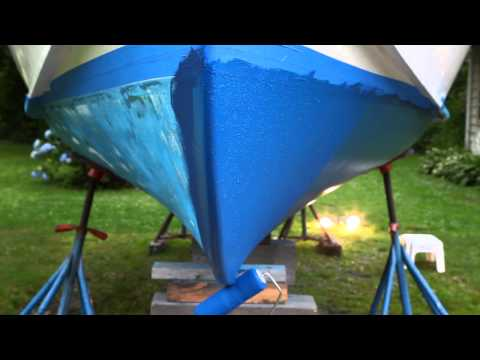 Tips and Tricks for bottom painting your boat