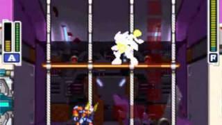 Megaman ZX Advent - Atlas modo Experto