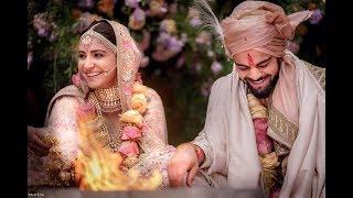 Anushka Sharma Virat Kohli MARRIED!