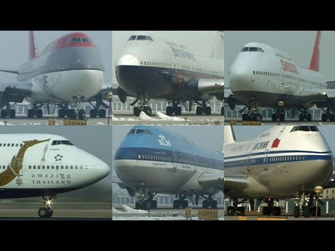 BOEING 747 Memories from BEIJING (2001)
