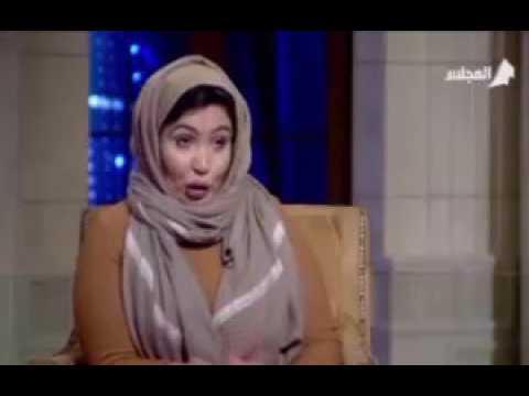 كلمة شكر لمعالي محافظ الفروانية الشيخ فيصل الحمود المالك الصباح من الدكتورة فضا الكوح خلال لقاء قناة المجلس