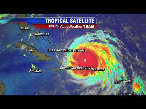 FOX 5 LIVE: Tracking THREE hurricanes in the Caribbean; Florida prepares for Irma