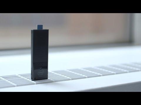 Intel's Compute Stick puts Windows 10 on your TV