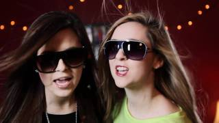 "Hot Chelle Rae ""I Like It Like That"" by Megan and Liz"