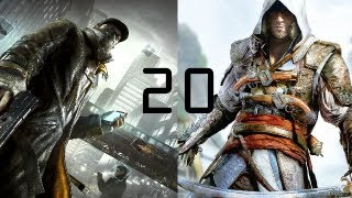 20 самых ожидаемых игр 2013 года (май-декабрь)