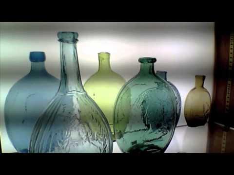 American Bottle Auctions, Antique Bottles.