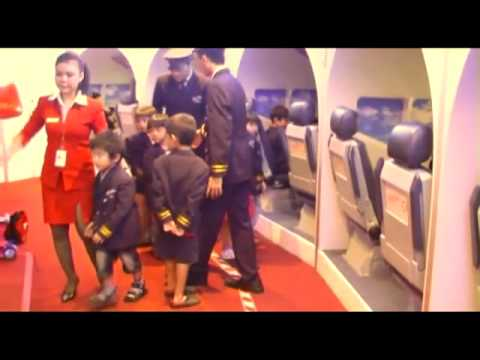 Video Establishment KidZania - Jakarta - AIR ASIA