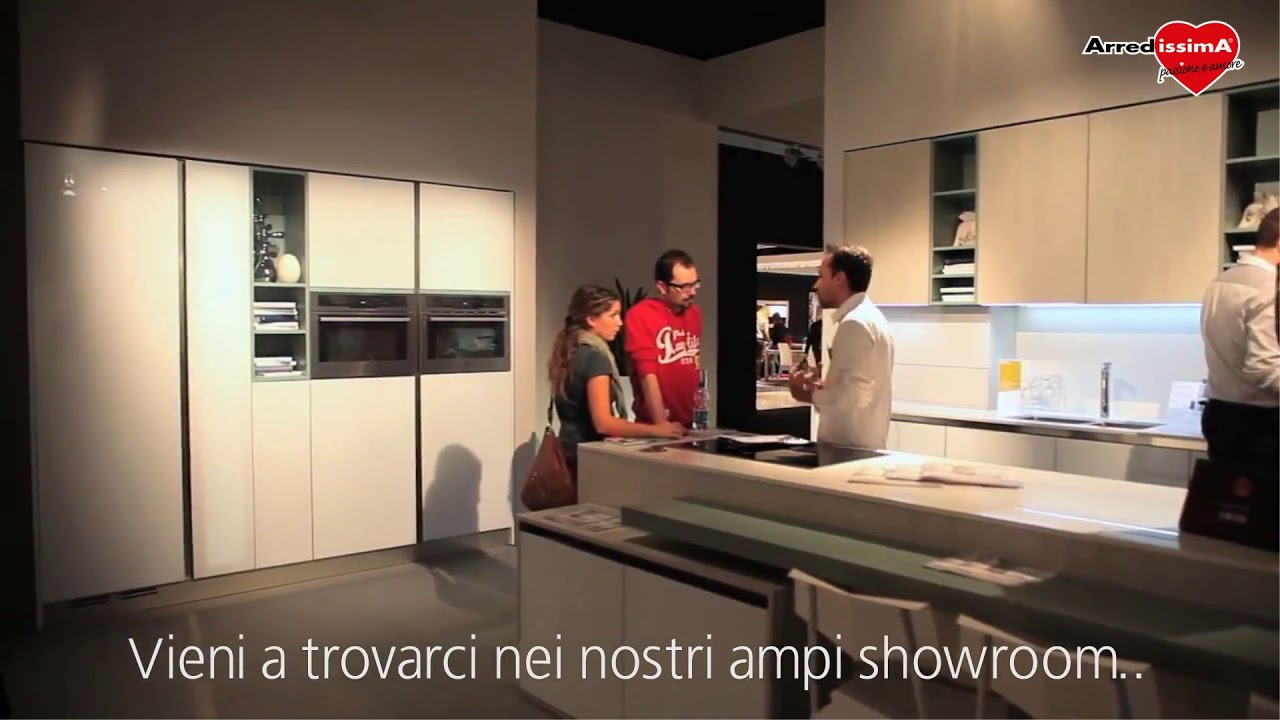arredissima - showroom 2015 - youtube - Cucine Arredissima