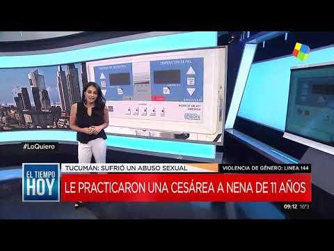 Le hicieron una cesárea a la nena de 11 años violada en Tucumán