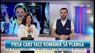 Laura Olteanu la ,,Rai da Buni'' cu Mihai Morar-Acasa-i Romania