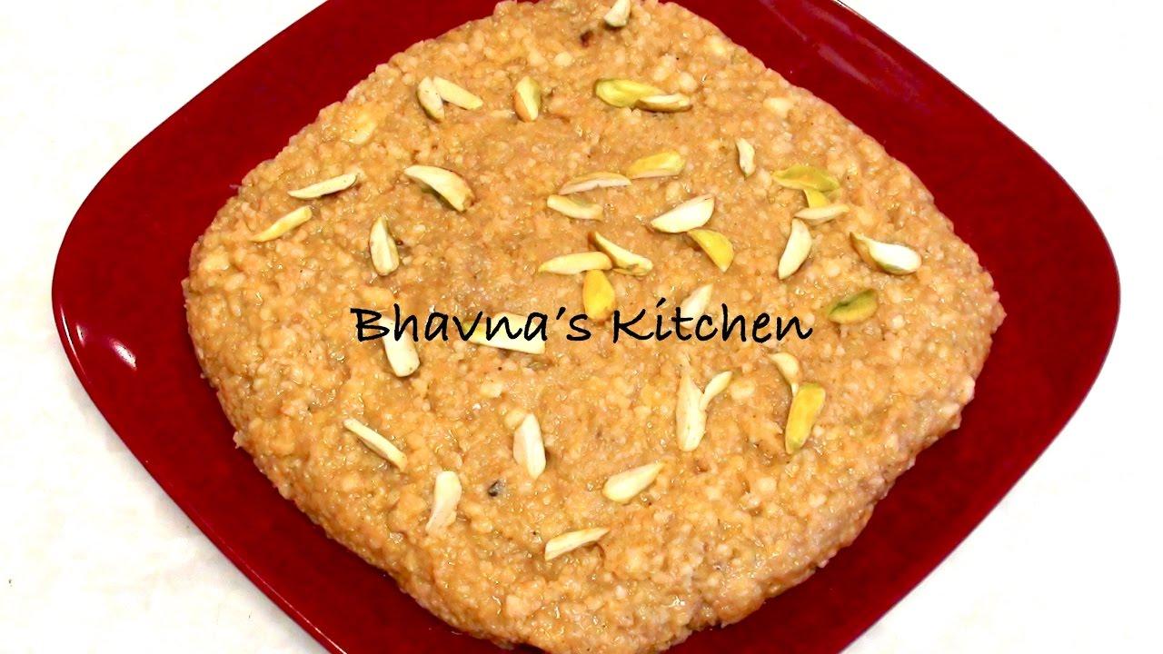 Bhavna S Kitchen Recipe Index